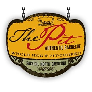 The Pit Barbecue Log
